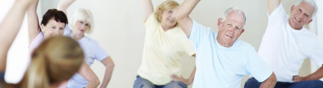 Exercícios físicos contribuem para a qualidade de vida do idoso